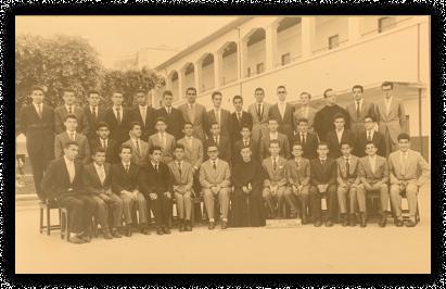 A nossa história começou há 87 anos, no dia 28 de março de 1936, com apenas 75 alunos. De lá para cá, muita coisa mudou.<br /> <br /> No entanto, os nossos valores cristãos continuam sendo os mesmos, baseados na fraternidade, no conhecimento e no amor.